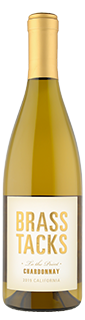 Scott Peterson Brass Tacks California Chardonnay 2019