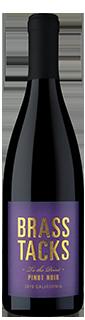 Scott Peterson Brass Tacks California Pinot Noir 2019