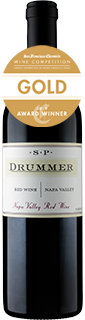 Scott Peterson S.P. Drummer Napa Red 2016
