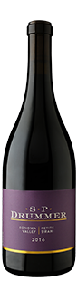Scott Peterson S.P. Drummer Sonoma Valley Petite Sirah 2016