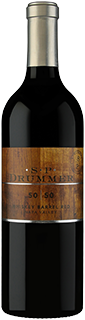Scott Peterson S.P. Drummer Napa Valley Whiskey Barrel Red 2018