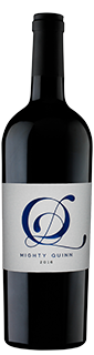 Sean Quinn Mighty Quinn Napa Valley Cabernet Franc 2016