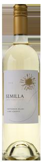 Semilla Lake County Sauvignon Blanc 2013