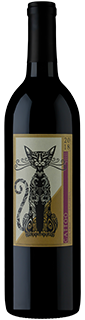 Sharon Weeks Cattoo California Petite Sirah 2018