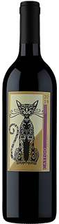 Sharon Weeks Cattoo California Petite Sirah 2019
