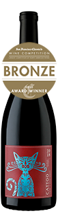 Sharon Weeks Cattoo Paso Robles Syrah 2018