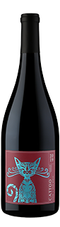 Sharon Weeks Cattoo Paso Robles Syrah 2019