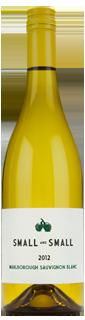 Small and Small Marlborough Sauvignon Blanc 2013