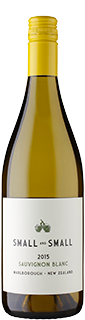 Small and Small Marlborough Sauvignon Blanc 2015