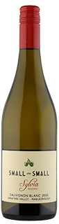 Small and Small Sylvia Reserve Sauvignon Blanc 2020