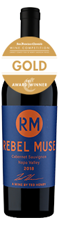 Ted Henry Rebel Muse Napa Valley Cabernet Sauvignon 2018