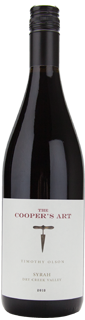 Timothy Olson Syrah Dry Creek Valley 2013