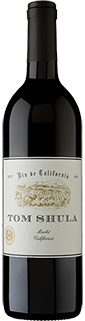 Tom Shula California Merlot 2017