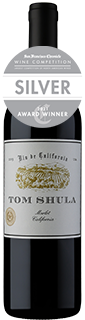 Tom Shula California Merlot 2019