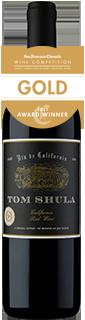 Tom Shula California Red 2018