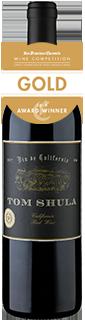 Tom Shula California Red 2017